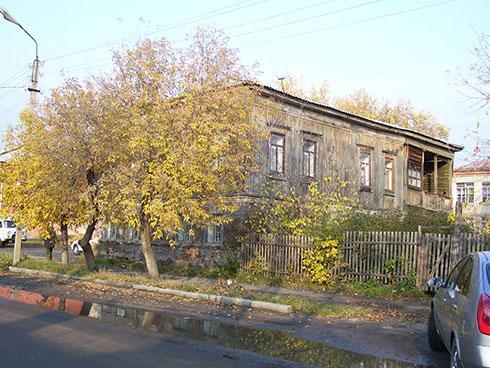 Дом у пруда. К юбилею К.А. Некрасовой