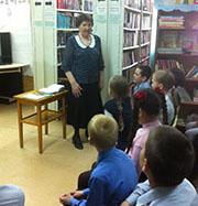 Встреча в библиотеке. Новости библиотеки-филиала им. Г.Н. Фофанова