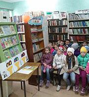 «Книжкины именины» в библиотеке им. Г. Н. Фофанова