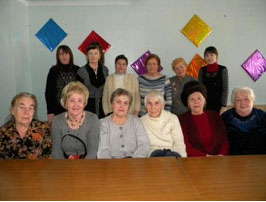 Заседание клуба «Друзья дамы Пик»