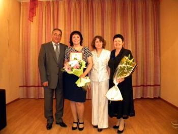 Библиотека им. П. П. Бажова – лауреат областного конкурса «Библиотека года»