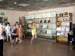 Игры и конкурсы в библиотеках Централизованной библиотечной системы города Шадринска