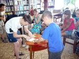 Летняя программа чтения в библиотеке-филиале им. Д. Н. Мамина-Сибиряка