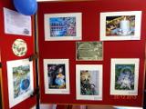 Новогодняя фотовыставка в Большом зале Центральной библиотеки им. А. Н. Зырянова