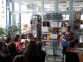 Час духовной культуры в библиотеке им. П. П. Бажова