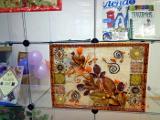 Выставка творческих работ в Центральной библиотеке им. А. Н. Зырянова