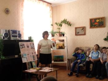 Литературный час к юбилею Михаила Лермонтова для юных пациентов больницы