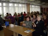 Встреча с шадринской поэтессой Верой Шаровой в Центральной библиотеке им. А. Н. Зырянова