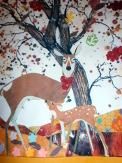 Выставка творческих работ в Центральной детско-юношеской библиотеке им. К. Д. Носилова
