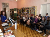 Декада краеведения в Центральной детско-юношеской библиотеке им. К.Д. Носилова