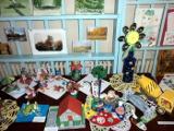 Выставка к Дню рождения Шадринска в Центральной детско-юношеской библиотеке им К.Д. Носилова
