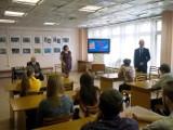 Россия наша Родина, и защищать ее нам! Единый урок мужества в Центральной библиотеке им. А.Н. Зырянова