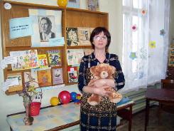 Конкурс стихов Агнии Барто в библиотеке–филиале им. Ксении Некрасовой