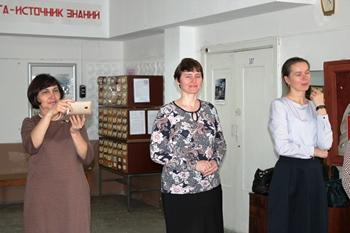 Обмен опытом: гости Центральной библиотеки им. А.Н. Зырянова