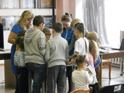 Семейный калейдоскоп «Мы в ответе за тех, кого приручили» в Центральной библиотеке им. А.Н. Зырянова